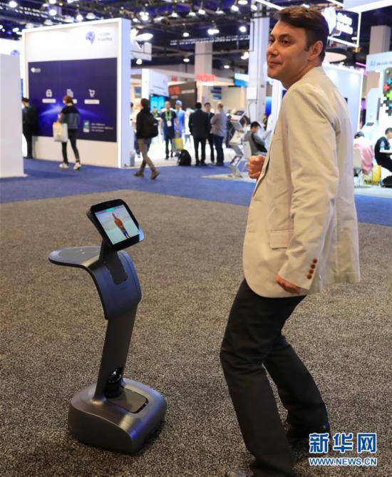 (国际)(1)拉斯维加斯消费电子展上的新科技