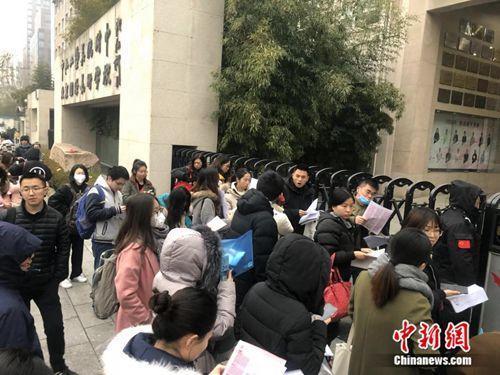 """中央机关遴选选调公务员今开考国税为""""用人大户"""""""