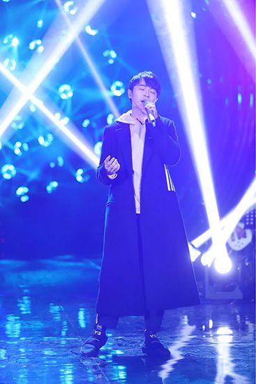 吴青峰《歌手》2019首期竞演排名高位