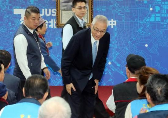 """民进党2020推""""蔡赖配""""?吴敦义:还很难揣测"""