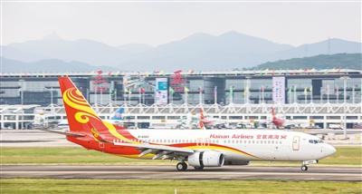 """2018年三亚实现机场旅客吞吐量和接待过夜游客量""""双2000万""""目标"""