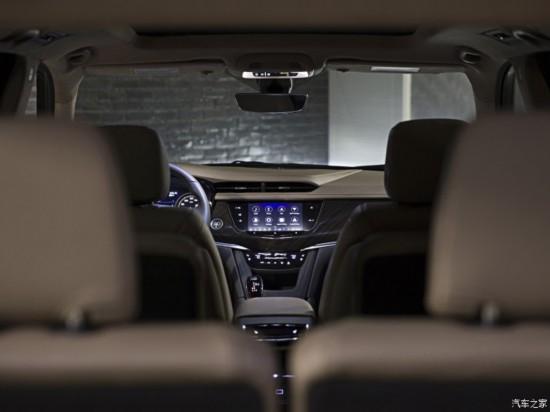 凯迪拉克(进口) 凯迪拉克XT6 2019款 基本型