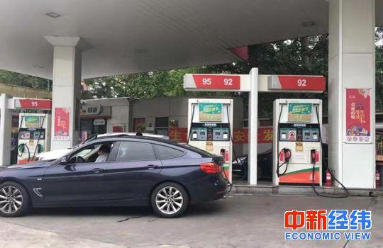 油价或迎开门红 加满一箱油或多花3.5元