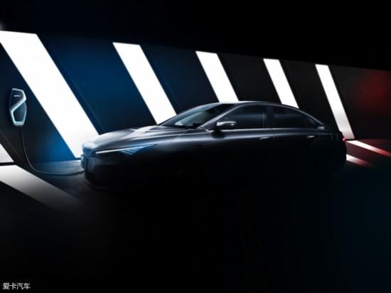 吉利全新轿车GE11官图曝光 将于今年一季度上市