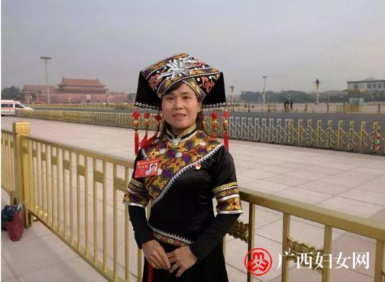 """隆美红:""""领头雁""""带领广大妇女脱贫致富"""