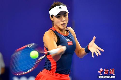 王蔷直落两盘迎赛季首胜平个人澳网最佳战绩