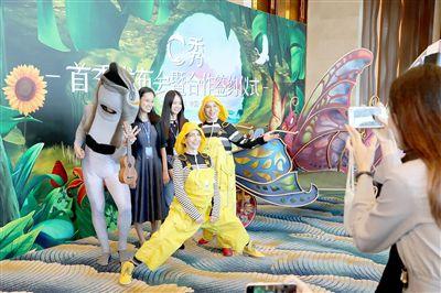 海南首个海陆空3D舞台剧《C秀》大年初一三亚上演