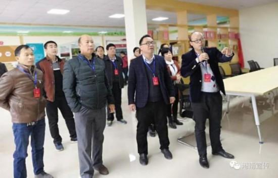 港南区木格镇组织人大代表开展视察活动