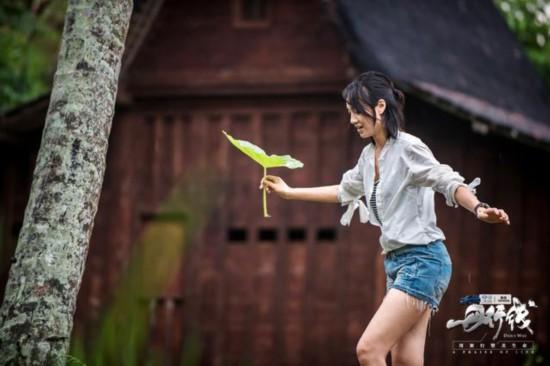 《丹行线》朱丹寻踪世界唯一竹子酒店 感悟女性力量