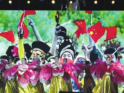 """""""讴歌新时代,共筑中国梦"""" 2019年迎新春音乐会在海月广场上演"""