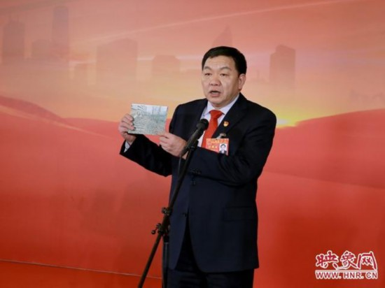 人大代表李宗喜:从废弃铁路到主题公园 周口新增一道道靓丽风景线