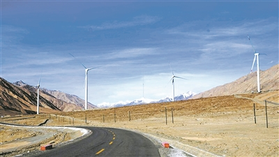 全军首个军民融合可再生能源局域网建成发电