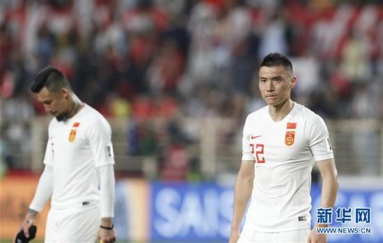 (亚洲杯)(19)足球――小组赛:中国队不敌韩国队
