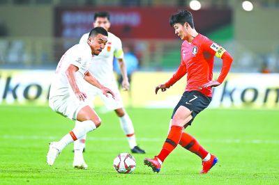 国足1/8决赛对阵泰国队
