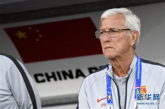 (亚洲杯)(28)足球――小组赛:中国队不敌韩国队