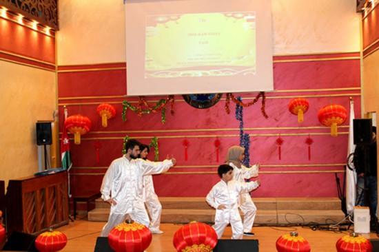 """""""丝路连心""""中国春节庆祝活动在约旦成功举行"""