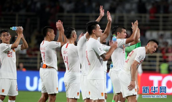(亚洲杯)(32)足球――小组赛:中国队不敌韩国队