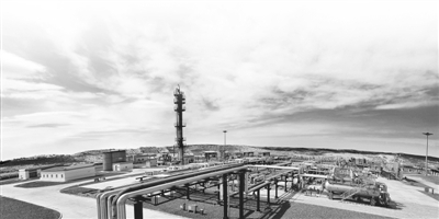 准噶尔盆地崛起 油气能源科技高地