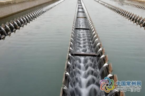 提早两年!常州两大水厂深度处理改造完工试运行