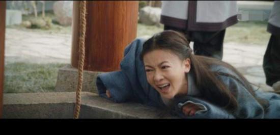 《皓镧传》吴谨言趴地哭吼 其演技被网友吐槽