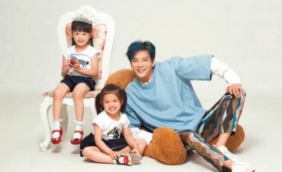 太太有意培养女儿当童星 陈晓东:习惯做焦点,优越感太多不好