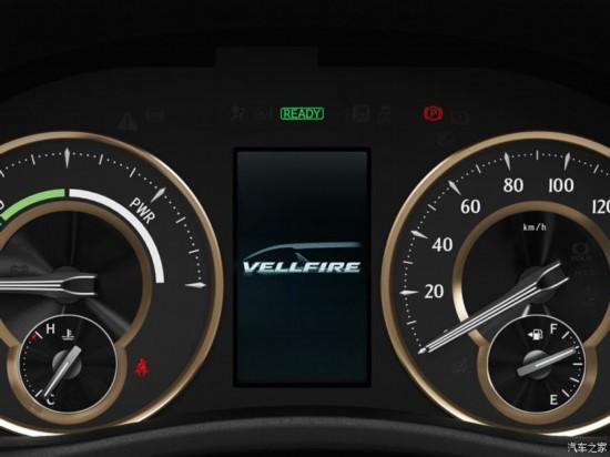 丰田(进口) Vellfire 2018款 基本型