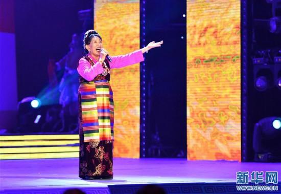 (文化)(2)2019春节藏历新年联欢晚会在拉萨录制