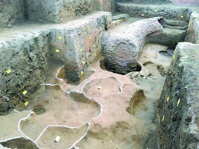 """河南发现2000多年前""""造币厂"""""""
