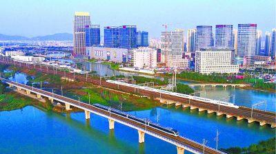 武汉将建4条市域快线,比地铁快近一倍