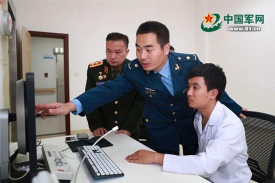 我援建老挝人民军103医院综合医疗楼移交开诊