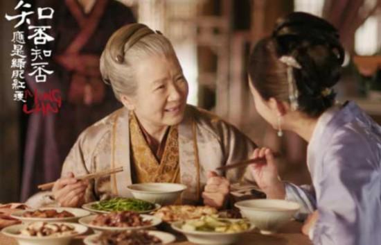 《知否》曹翠芬饰演明兰祖母 温馨亲情惹观众泪目