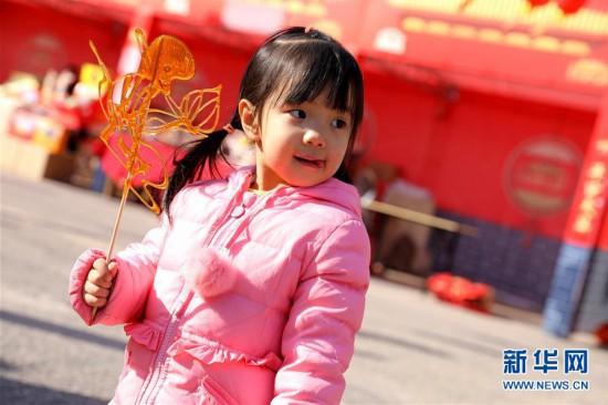 #(社会)(1)红红火火中国年