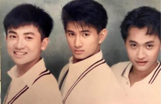 苏有朋晒三十年前小虎队旧照 青涩帅气不输当今偶像