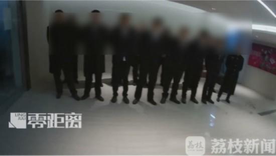 南京一男子偷同事钱包 自称:脸盲 不知道偷的是同事