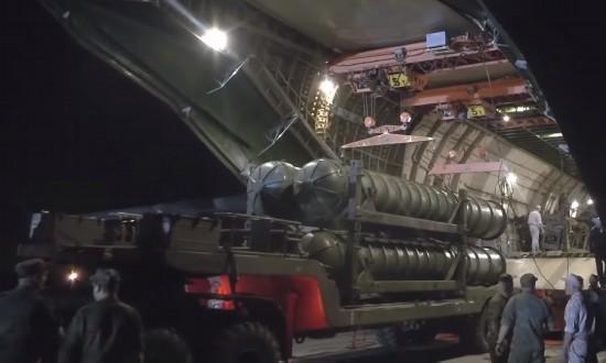 俄媒称以对叙空袭是为试探S300采用防区外打击