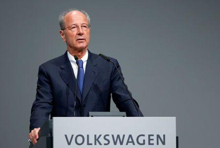 大众董事长:电动化趋势将使汽车售价上涨