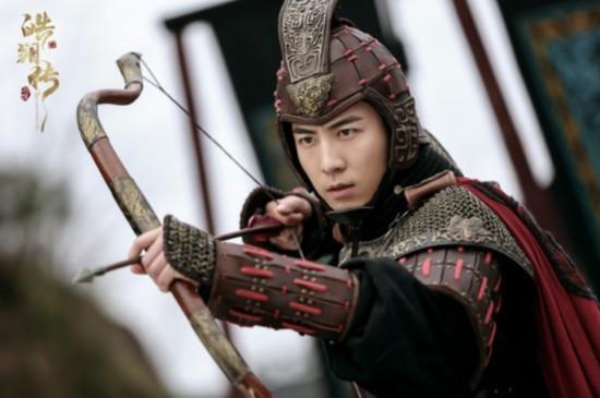 《皓镧传》开播 李川戎装加身演绎英武将军