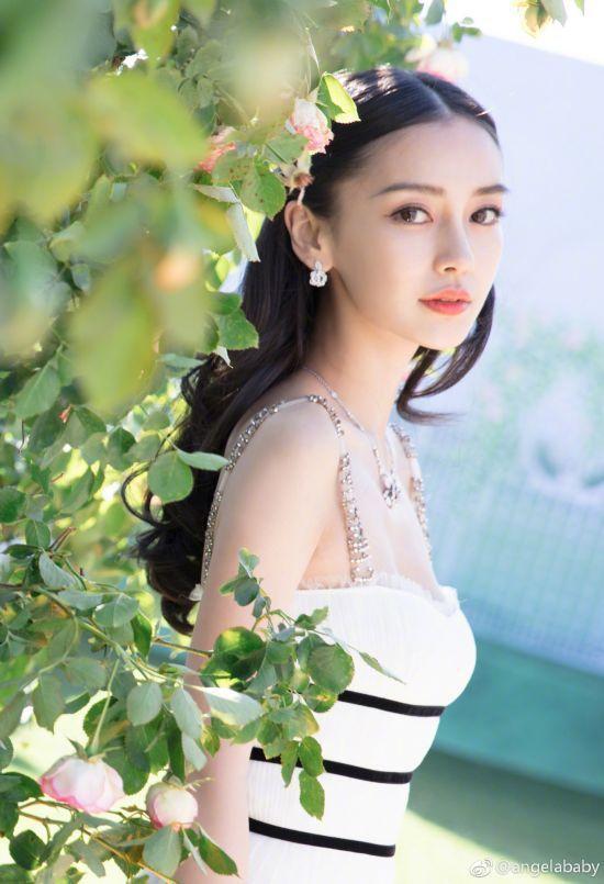 张柏芝baby昆凌郭碧婷 娱乐圈的混血气质美女