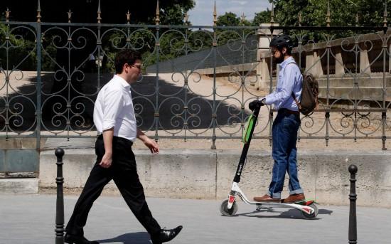 优步拟成立新团队    研发自动驾驶滑板车/自行车