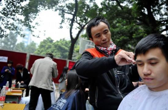 广州评出改革开放40年十大慈善事件