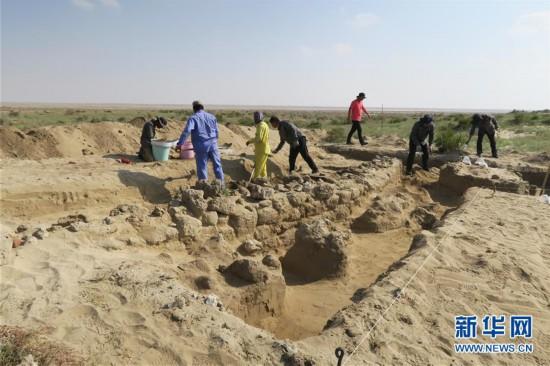 (国际)(2)中沙联合考古队在塞林港遗址再获重要发现