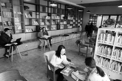 北京丰台首家24小时阅读空间开