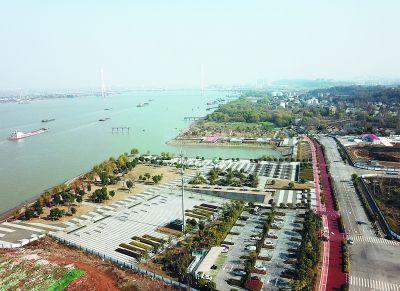 南京栖霞首个区级主题公园建成 展现文教内容