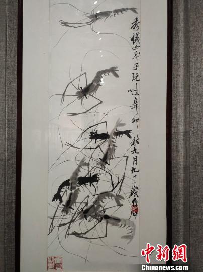 120幅中国近现代国画大师真迹长沙展出