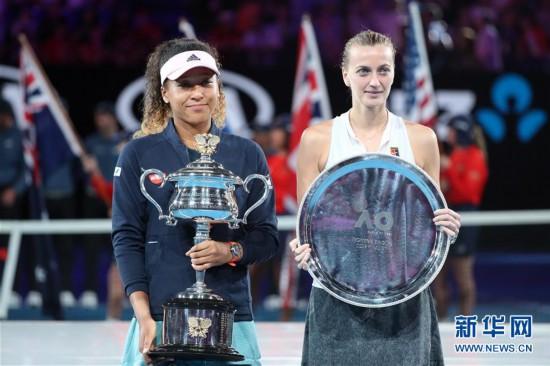 (体育)(35)网球――澳网:大坂直美女单折桂
