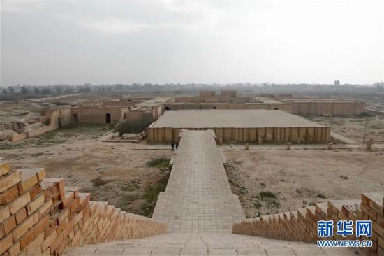 (國際·圖文互動)(2)探訪被遺忘的巴比倫古都杜爾·庫裡加爾祖