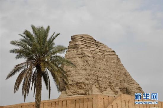 (國際·圖文互動)(5)探訪被遺忘的巴比倫古都杜爾·庫裡加爾祖