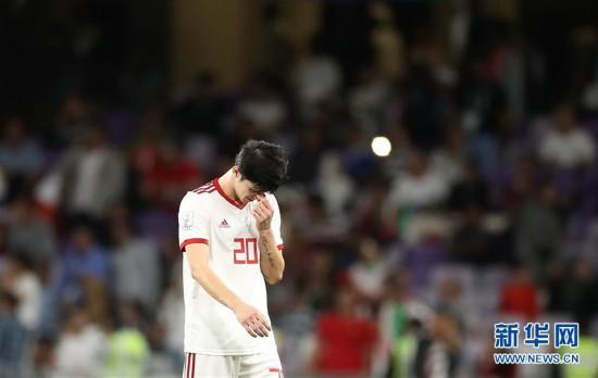 亚洲杯半决赛:日本队晋级决赛