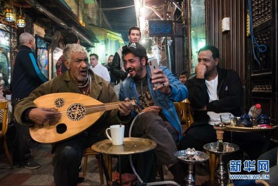 开罗老咖啡馆――埃及文豪马赫福兹的灵感之地