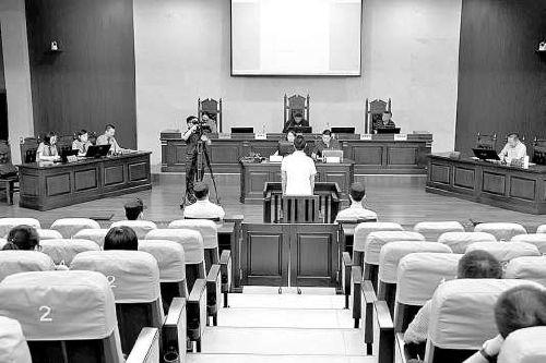 江苏扬中市民政局原局长刘俊犯受贿罪被判刑五年半